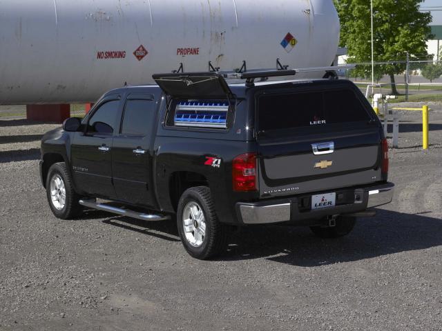leer truck: