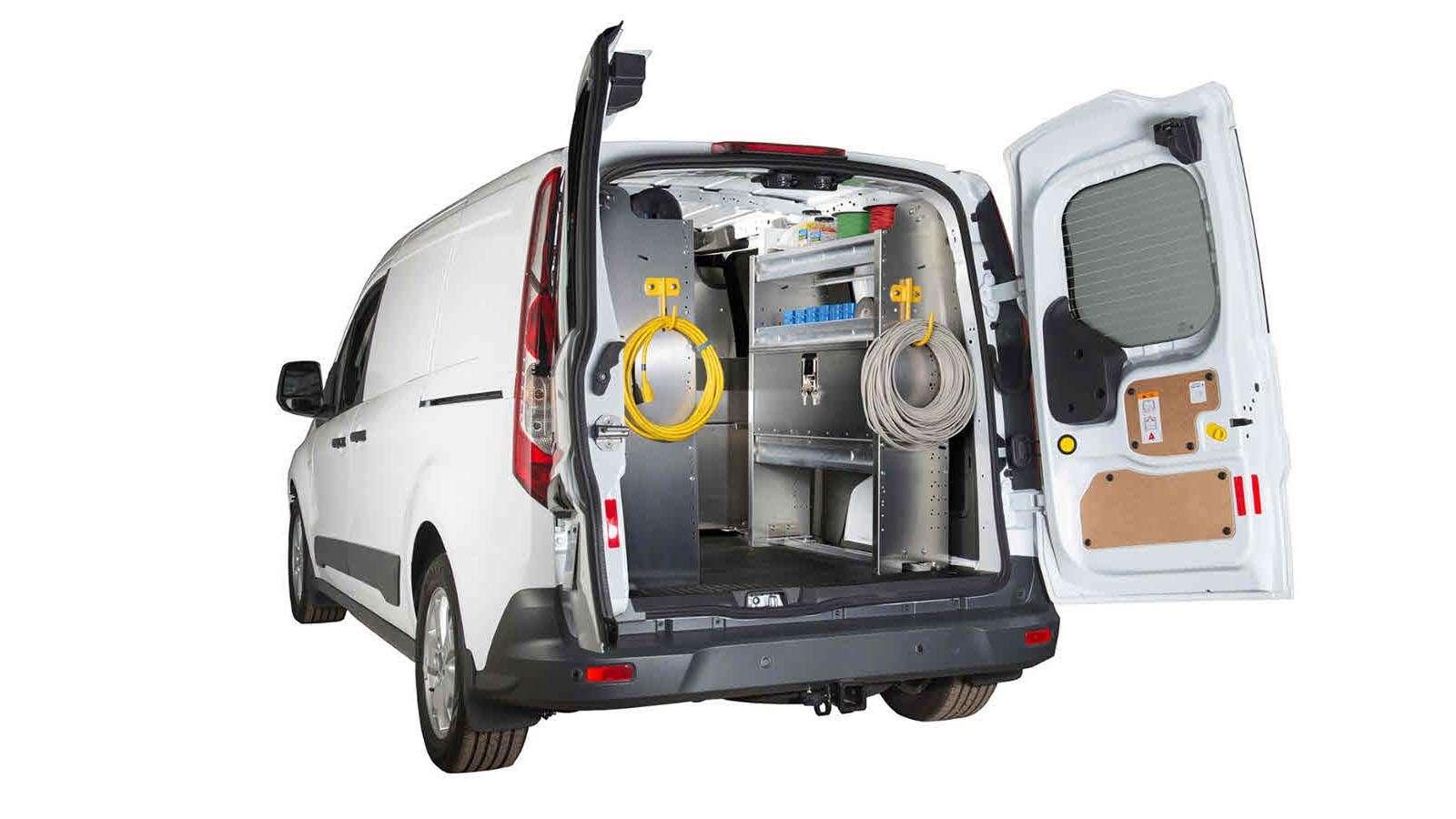 Commercial van cargo management pembroke ontario - Commercial van interior accessories ...