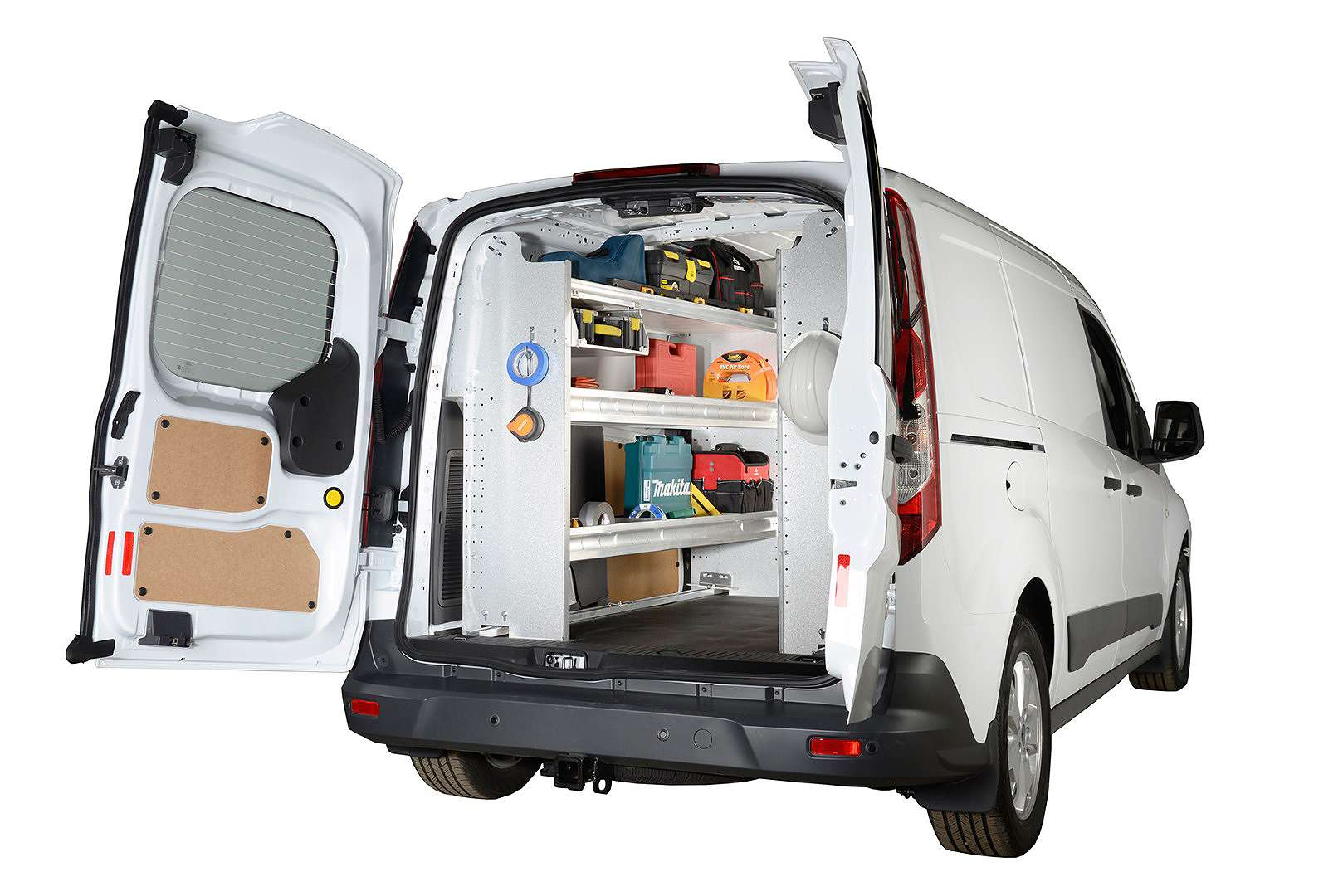 Commercial van cargo management pembroke ontario canada trucks plus 613 732 2824 for Commercial van interior accessories