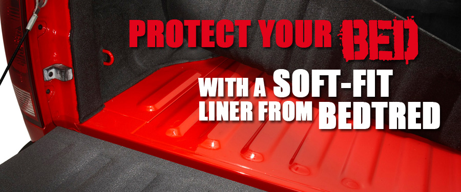 Protect your truck bed with a bed liner from Trucks Plus.